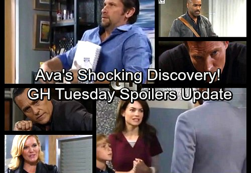 General Hospital Spoilers: Tuesday, October 24 Update – Franco's Disturbing Sketches Motivate Ava – Curtis Big News On Nelle