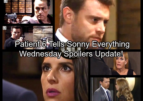 General Hospital Spoilers: Wednesday, October 25 Update – Launch Party Disaster – Patient 6 Tells Sonny His Horror Story