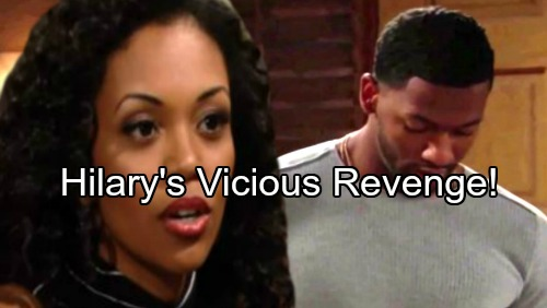 The Young and the Restless Spoilers: Spurned Hilary's Vicious Revenge – Jordan's Doomsday Arrives, But Hilary Pays The Price