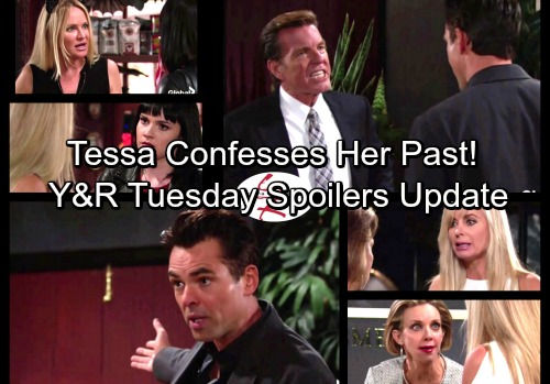 The Young and the Restless Spoilers: Tuesday, October 31 Update - Tessa Reveals Her Past with Zack – Victoria's Last Resort
