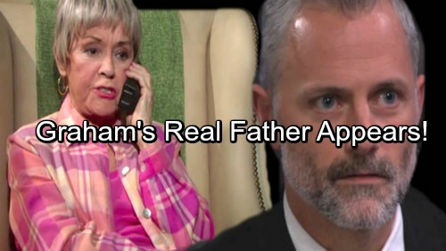 The Young and the Restless Spoilers: Dina's Meltdown Shocking Consequences – Graham's Vengeful Father Enters the Picture