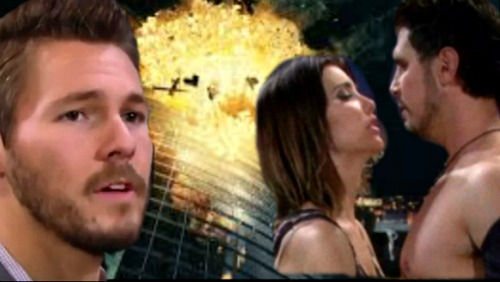The Bold and the Beautiful Spoilers: Bill and Steffy Have Grief Sex, Liam's Presumed Death Sparks Hookup – B&B Next Huge Secret