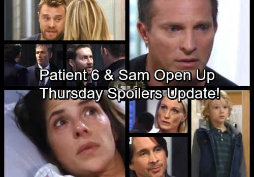General Hospital Spoilers: Thursday, November 2 Update – Patient 6 Confuses Danny – Andre Shocks Anna – Jason's Identity Crisis