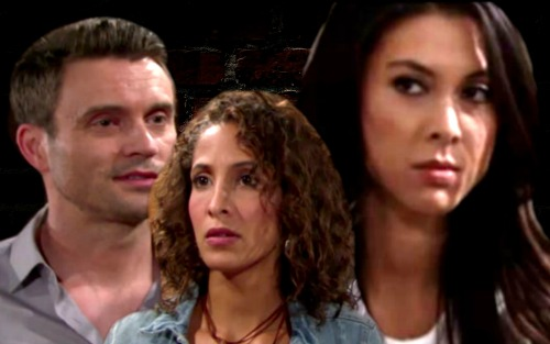 The Young and the Restless Spoilers: Cane and Lily Reunite - Juliet's Father Sparks Custody Battle for Baby Sam