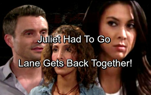 The Young and the Restless Spoilers: Juliet Helton Had To Go – Cane and Lily Marriage Restoration In Order