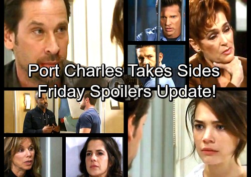 General Hospital Spoilers: Friday, November 3 Update – Alexis Pushes Sam to Accept Patient 6 – Curtis On Team Jason