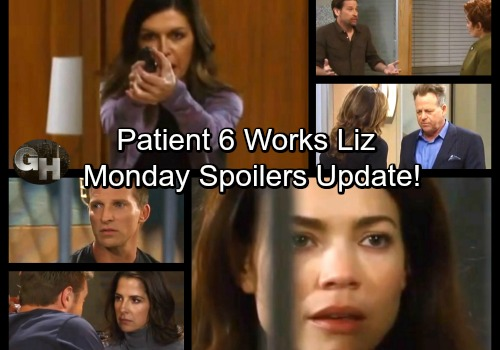 General Hospital Spoilers: Monday, November 6 Update – Diane Fights For Patient 6 – Anna Busts Intruder – Cassandra Schemes