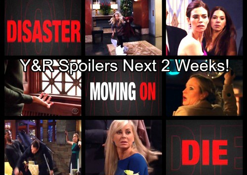 The Young and the Restless Spoilers for Next 2 Weeks: Death Rocks Genoa City – Abby Crushed – Chelsea in Hot Water