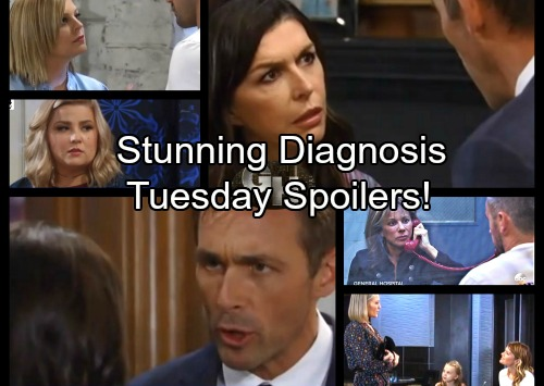 General Hospital Spoilers: Tuesday, November 7 Update – Anna Faces Rejection – Stunning Diagnosis Revealed
