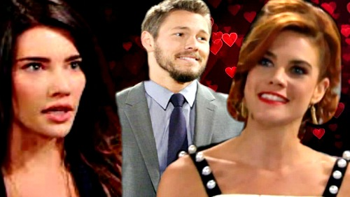 The Bold and the Beautiful Spoilers: Sally Loves Liam – Steffy Demands Liam Cut Ties
