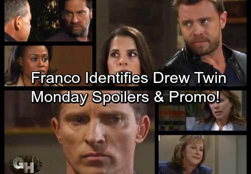 General Hospital Spoilers: Monday, November 13 – Franco Pressured to Reveal Twin Death Truth – Alexis Gets a Shock