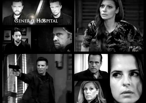 General Hospital Spoilers: Brother vs Brother - Sam Forced to Choose, Patient 6 Pulls a Gun - New Shock Promo