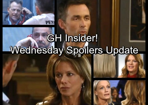General Hospital Spoilers: Wednesday, November 15 Update – Valentin Caves to Alexis – Nelle's New Job – Maxie's Surprise