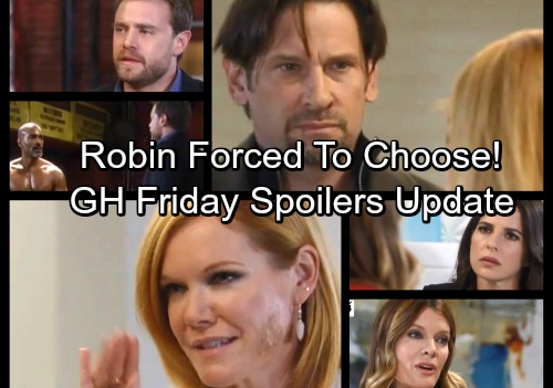 General Hospital Spoilers: Friday, November 17 Update – Jason Seeks News from Curtis – Robin Faces Patient Six – Amy Explains