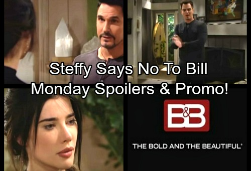 The Bold and the Beautiful Spoilers: Monday, November 20 - Steffy Breaks Bill's Heart – Clueless Liam Wants to Make Things Right
