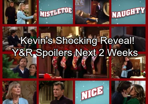 The Young and the Restless Spoilers for Next 2 Weeks: Kevin's Stunning Admission – Baby Sam's Tragic Health Crisis