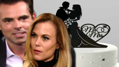 The Young and the Restless Spoilers: Double Wedding Shocker - Philly and Chick Elope - Get Married In New Orleans?