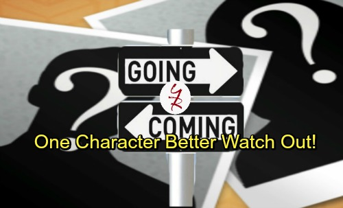 The Young and the Restless Spoilers: Casting News – Comings and Goings – One Character Better Watch Out - Major Returns