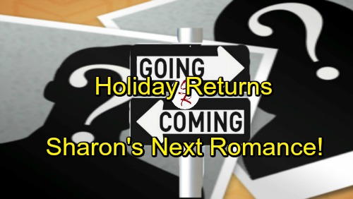 The Young and the Restless Spoilers: Casting News – Comings and Goings – Holiday Returns – Sharon's Next Romance