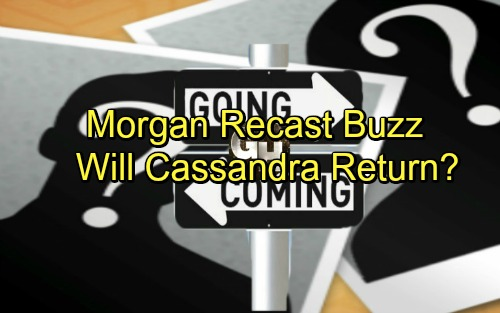 General Hospital Spoilers: Comings and Goings – Morgan Recast Buzz – Jessica Tuck Spills on Cassandra's Exit, Will She Return?
