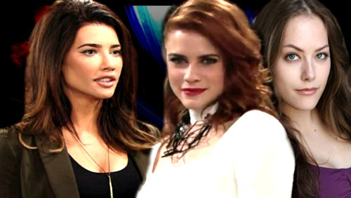 The Bold and the Beautiful Spoilers: Steffy, Sally and Hope All Want Liam – See Who Gets Heartbroken Dad