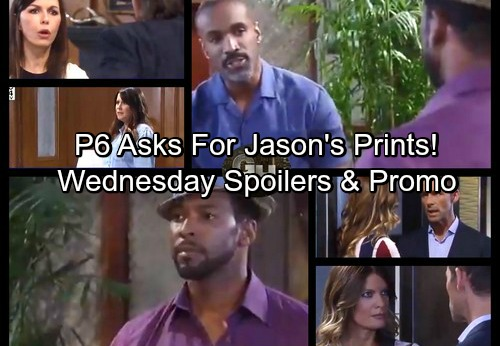 General Hospital Spoilers: Wednesday, November 29 – Dante Seeks Jason's Fingerprints For Patient 6 –Andre's Major Confession
