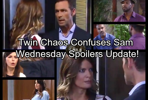 General Hospital Spoilers: Wednesday, November 29 Update – Sam Overwhelmed by Twin Chaos – Dante Digs Deep – Valentin Warns Nina