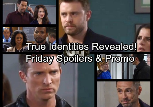 General Hospital Spoilers: Friday, December 1 – Patient Six and Jason Learn Their True Identities – Andre Admits The Truth