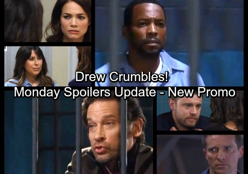 General Hospital Spoilers: Monday, December 4 Update – Drew Crumbles – Robin's Request Stuns Liz – Nelle Surprises Michael