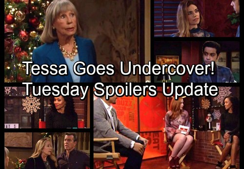 The Young and the Restless Spoilers: Paul Recruits Tessa for Victor Takedown – Ravi Betrays Ashley – Victoria's Awful News