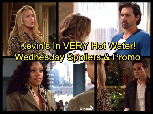 The Young and the Restless Spoilers: Paul Recruits Kevin To Rat On Victor – Scott Playing Abby and Sharon
