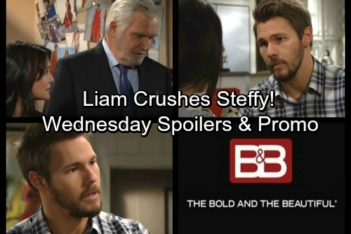 The Bold and the Beautiful Spoilers: Wednesday, December 6 - Sneaky Sheila Manipulates Thorne – Steffy Crushed By Liam's Guilt