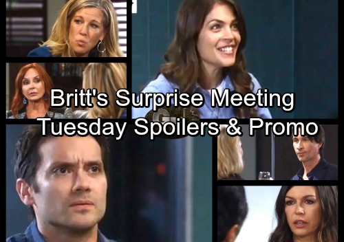 General Hospital Spoilers: Tuesday, December 12 – Anna Uses P.K. Sinclair Manuscript To Find Traitor – Bobbie Fumes Over Nelle