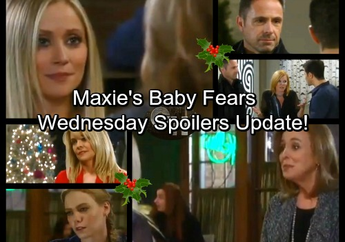 General Hospital Spoilers: Wednesday, December 20 Update – Dr. O's Fears Grow – Michael Lays Down the Law – Maxie's Baby Panic