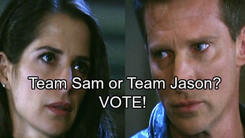 General Hospital Spoilers: Are You Team Sam or Team Jason?