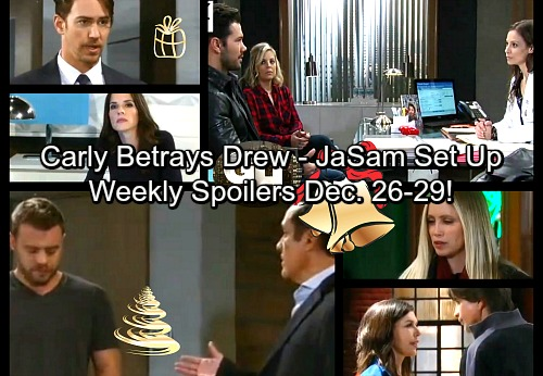 General Hospital Spoilers: Week of December 26-29 – Risky Schemes, Dangerous Missions and Fierce Faceoffs