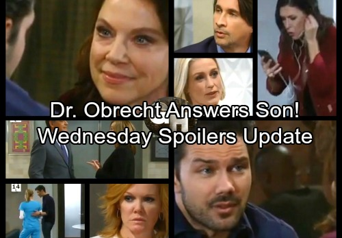 General Hospital Spoilers: Wednesday, December 27 Update – Peter Guides Lulu – Maxie Needs Amy's Help – Nathan Pressures Dr. O