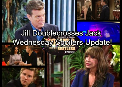 The Young and the Restless Spoilers: Wednesday December 27 Update - Reed's Arrest – Jill Rejects Jack – Devon Jealous of Cane