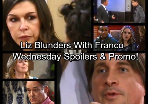 General Hospital Spoilers: Wednesday, January 3 – Finn Tells Anna A Secret – Franco Rejects Liz's Pick – Ned's Shocking Decision