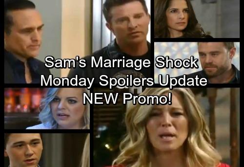 General Hospital Spoilers: Monday, January 8 Update – Sam Realizes She's Still Married to Jason – Faison Shocker