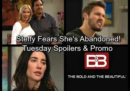 The Bold And The Beautiful Spoilers Hope And Ricks Battle Stuns