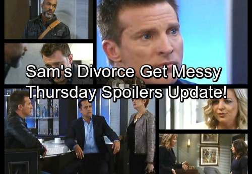 General Hospital Spoilers: Thursday, January 11 Update – Messy JaSam Divorce – Maxie's Nightmare Warning