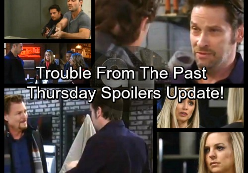 General Hospital Spoilers: Thursday, January 18 Update – Nathan and Dante Face Danger – Alexis Takes a Stand – Molly Fights Back
