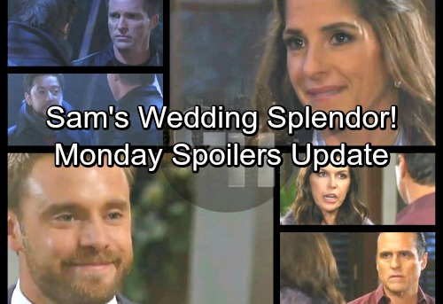 General Hospital Spoilers: Monday, January 22 Update – Sam Shows Off Wedding Dress – Jason Lashes Out at Spinelli