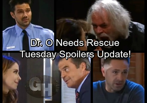 General Hospital Spoilers: Tuesday, January 23 Update – Faison's Wrath Unleashed – Anna's Dangerous Plan – Lulu Hits a Roadblock