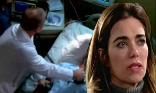 The Young and the Restless Spoilers: J.T. Collapses, Fades Fast as Heart Gives Out – Victoria's Hospital Heartbreak