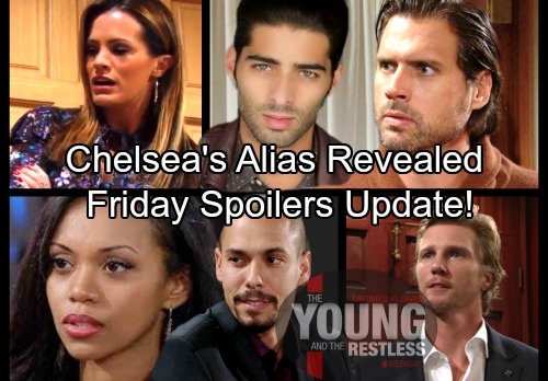 The Young and the Restless Spoilers: Friday, February 2 Update - Disguised Chelsea Shocking Alias Revealed – Nikki's Hot Hookup