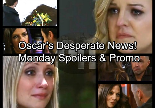 General Hospital Spoilers: Monday, February 12 – Maxie's Meltdown Crushes Lulu – Drew Grills Franco – Oscar's Distressing News