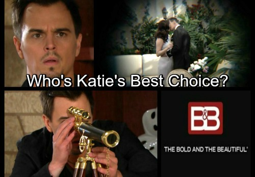 The Bold and the Beautiful Spoilers: Who is Katie's Best Option – Wyatt Dumps Girlfriend, Gives Thorne A Chance