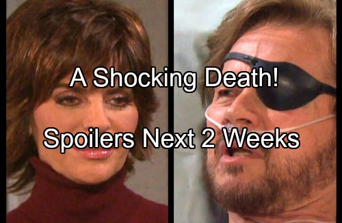 Days of Our Lives Spoilers for Next 2 Weeks: Hostage Situation Leads to Death – John Confesses to Steve – Gabi Rejects Plea Deal
